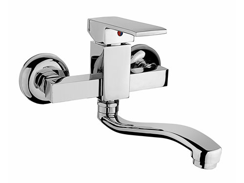 SCA1003 Wall Mounted Kitchen Taps