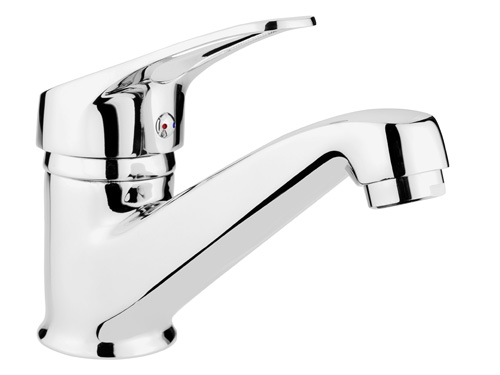 BS002 Single Handle Basin Taps