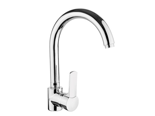 BS112 Swan Single Handle Kitchen Faucets