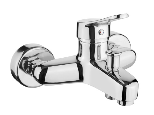 BS011 Single Handle Bathroom Taps