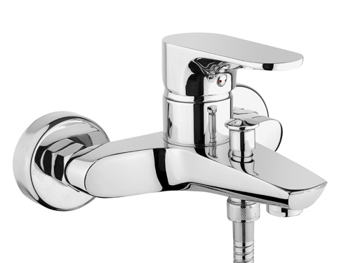 BS070 Single Handle Bathroom Taps