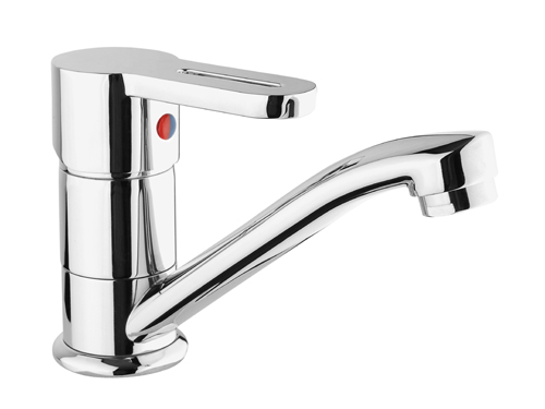 BS129 Single Handle Basin Faucets