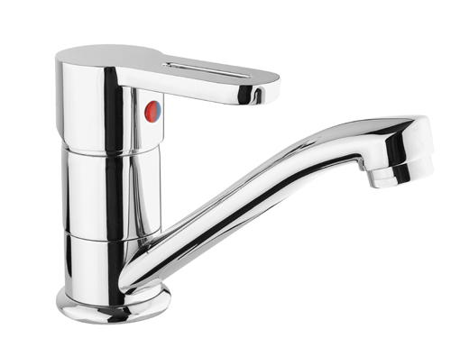 BS137 Single Handle Basin Mixer
