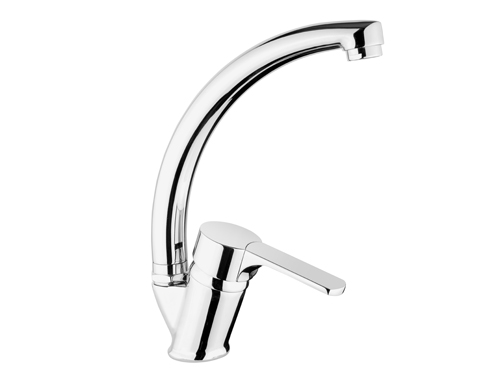 BS105 Swan Single Handle Kitchen Faucets