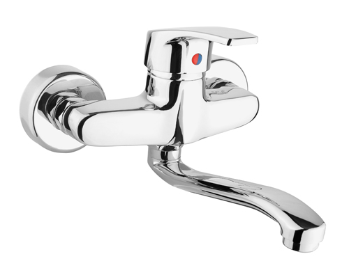 BS120 Wall Mounted Kitchen Faucets