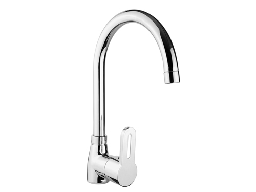 BS132 Swan Single Handle Kitchen Faucets