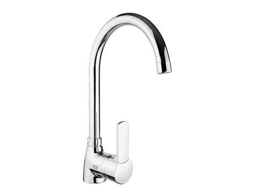 BS111 Swan Single Handle Kitchen Faucets