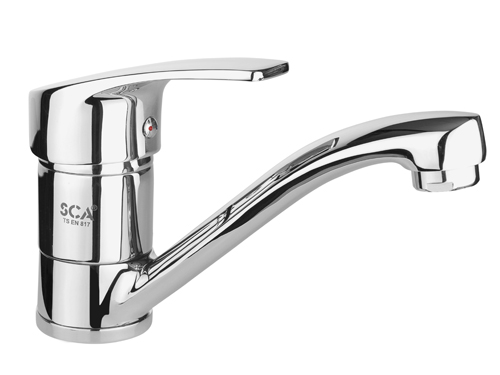 BS086 Single Handle Basin Taps