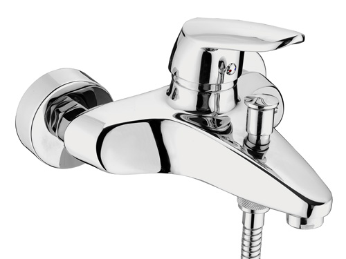 BS092 Single Handle Bathroom Taps