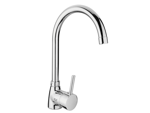 BS038 Swan Single Handle Kitchen Faucets