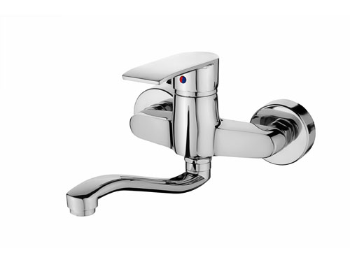 SCA103 Wall Mounted Kitchen Faucet
