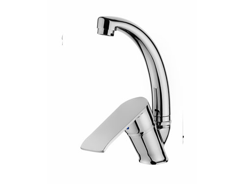 SCA108 Swan Single Handle Basin Faucet