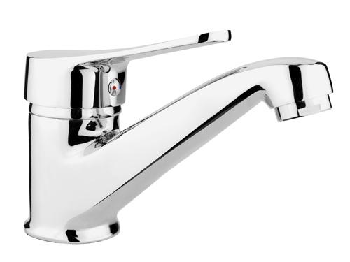 BS012 Single Handle Basin Taps