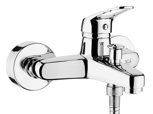 BS021 Single Handle Bathroom Faucets