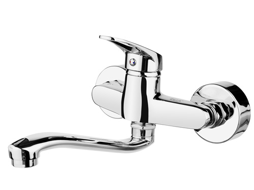 BS027 Wall Mounted Kitchen Faucets